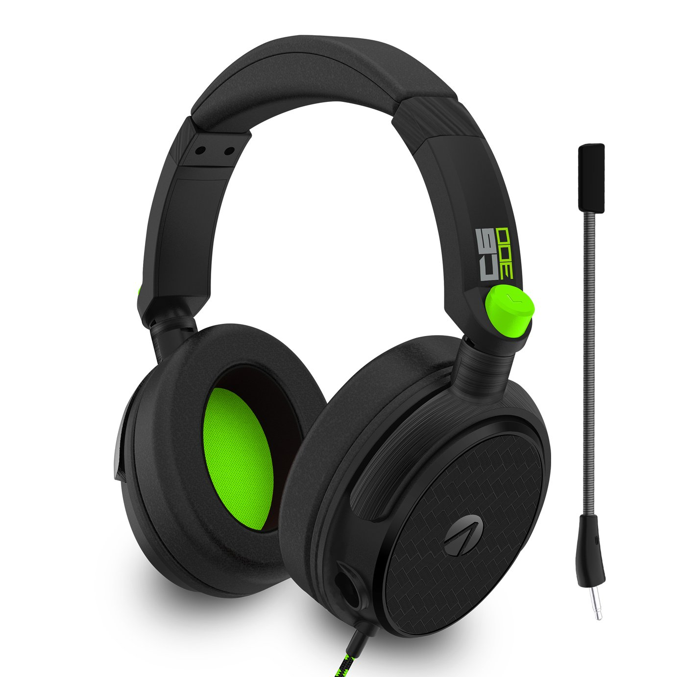 Stealth C6-300 Xbox One, PS4, PC & Switch Headset - Green