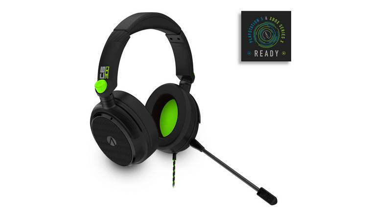 Buy Stealth C6 300 Xbox One, PS4, PC & Switch Headset Green | Gaming headsets | Argos