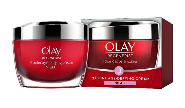 Olay Regenerist 3 Point Night Cream - 50ml