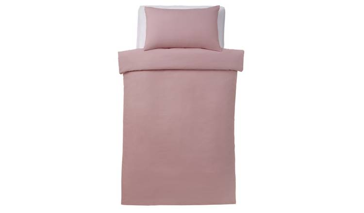 Silentnight Blush Supersoft Bedding Set - Single