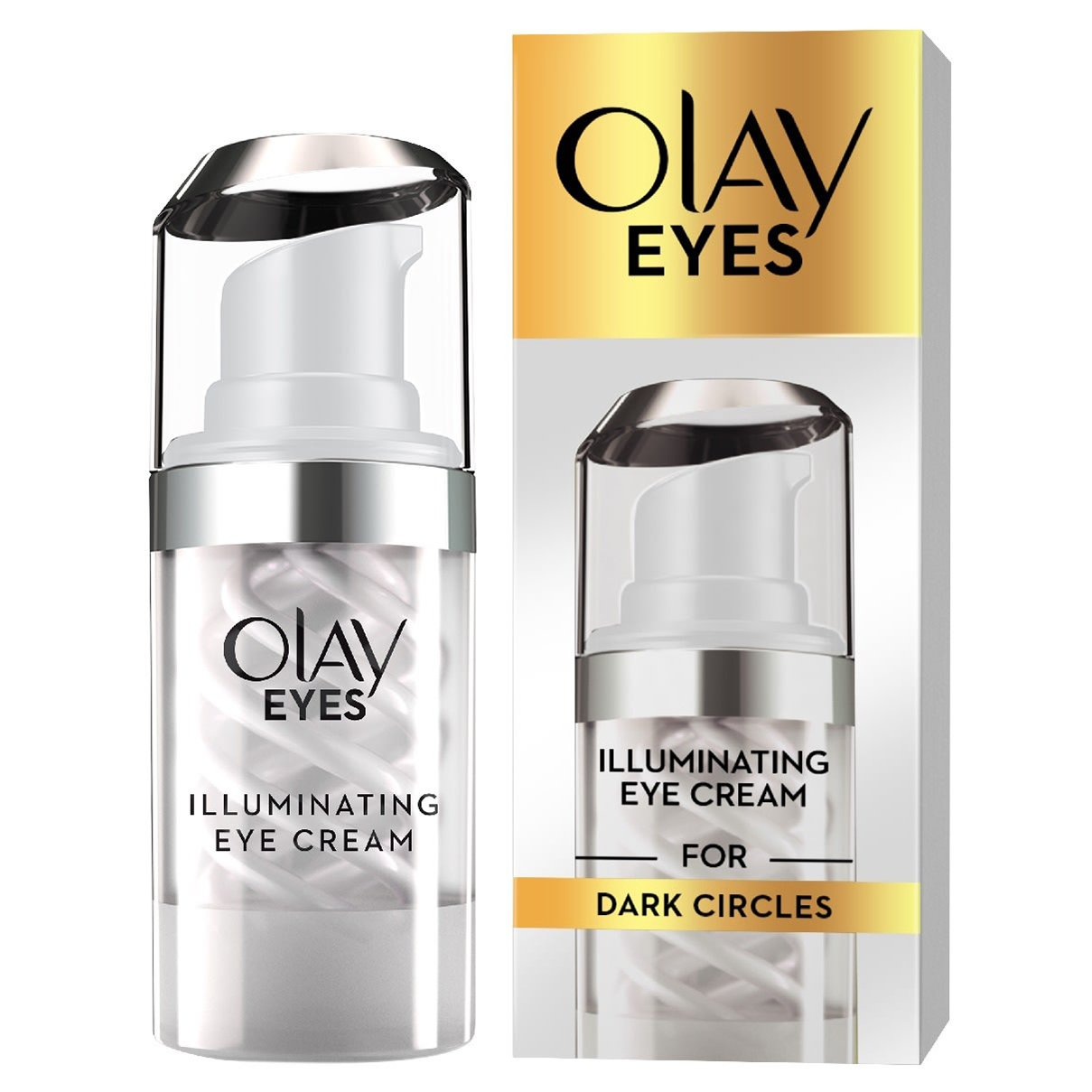 Olay Illuminating Eye Cream - 15ml