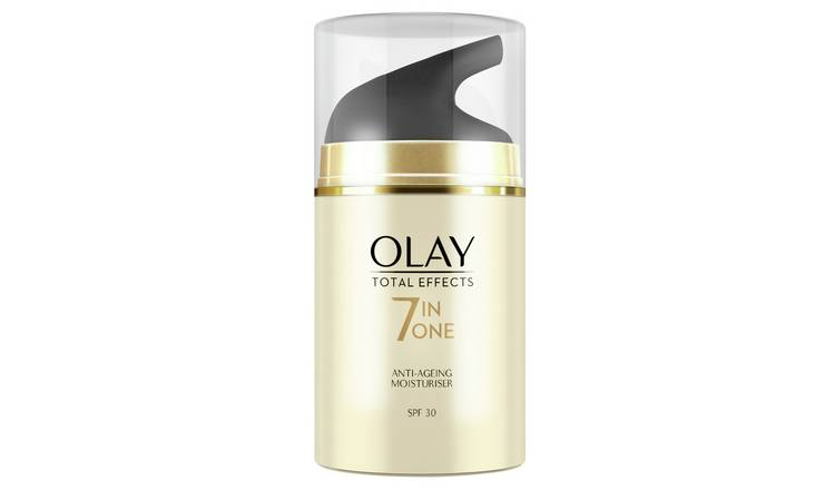 Olay Total Effects SPF30 Anti-Ageing Moisturiser - 50ml