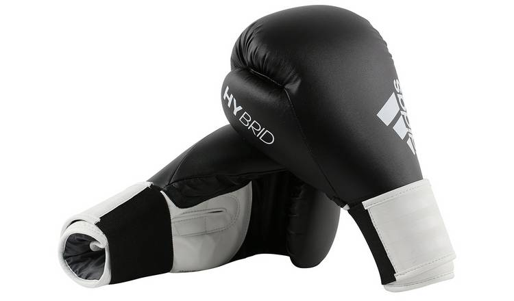 Adidas Hybrid 100 16oz Boxing Gloves - Black