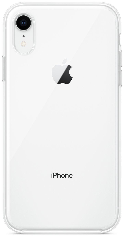 Applie iPhone XR Phone Case - Clear