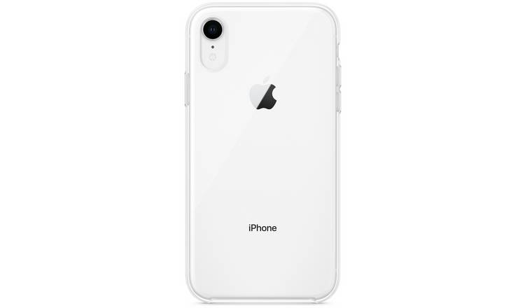 Applie iPhone XR Phone Case - Clear