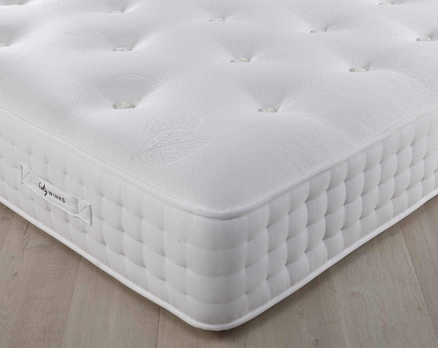 Forty winks 2000 pocket superking mattress