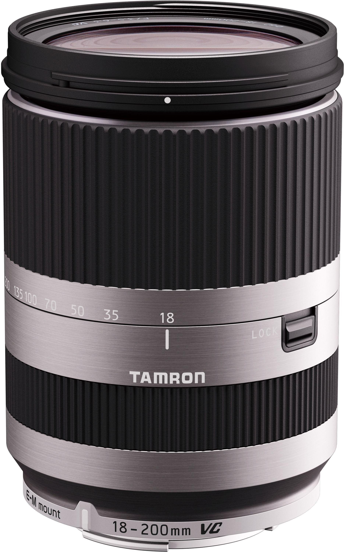 Tamron 18-200mm VC Di3 Canon EOS-M B011EMS Super Zoom Lens.