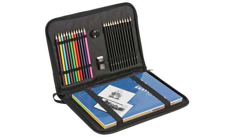 YXSH Colour Sketch Set - 29 Pieces