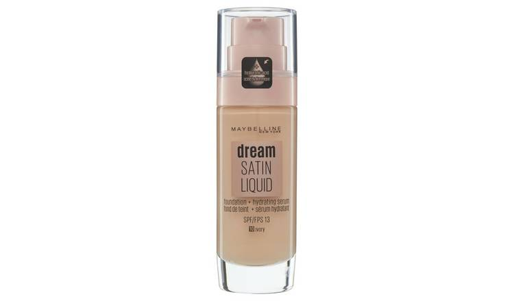 Maybelline Dream Radiant Liquid Foundation Ivory 10 - 30ml
