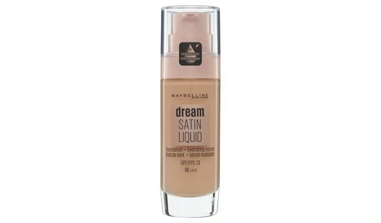 Maybelline Dream Radiant Liquid Foundation Sand 30 - 30ml