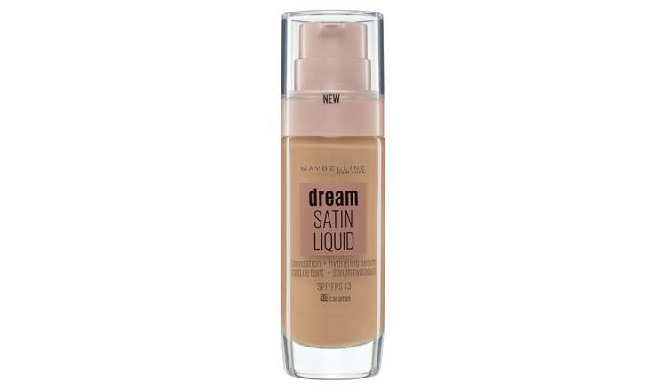 Maybelline Dream Radiant Liquid Foundation Caramel 60 - 30ml