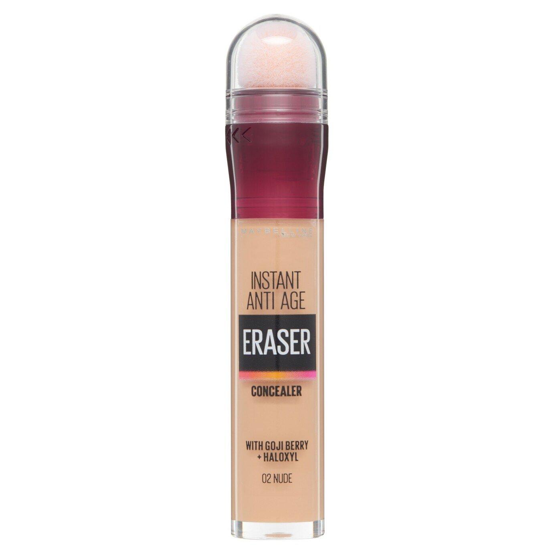 Maybelline Eraser Eye Concealer - Nude 02