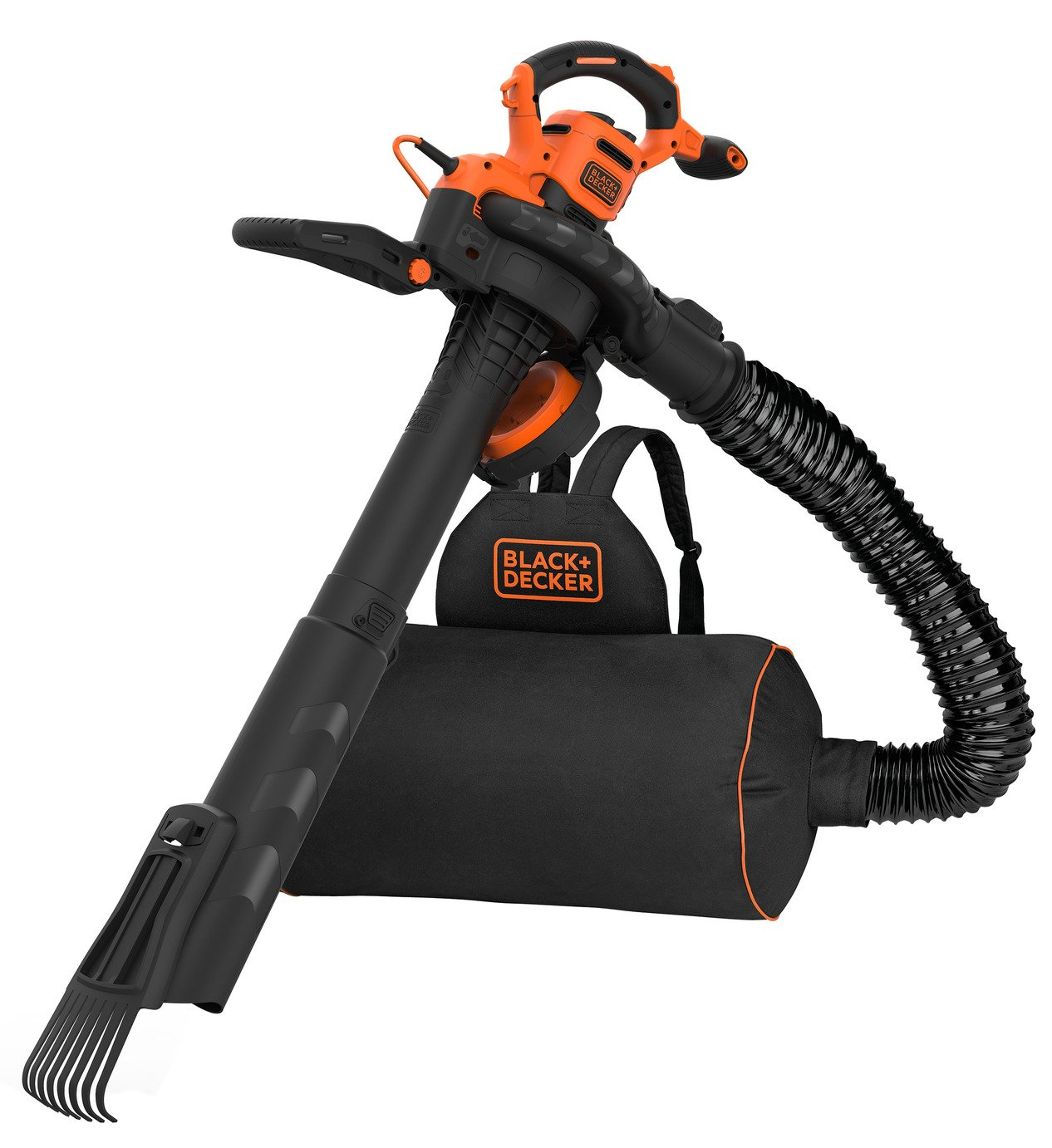 Black + Decker Garden Blow Vac - 3000W