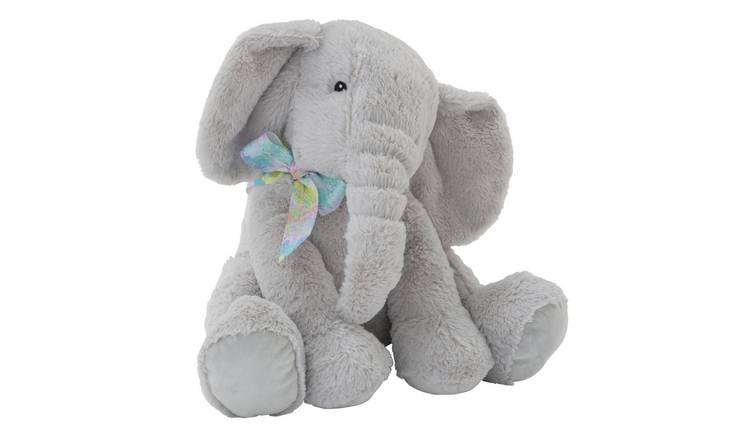Large Elephant Soft Toy