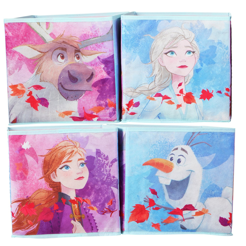 Disney Frozen 2 Set of 4 Cubes