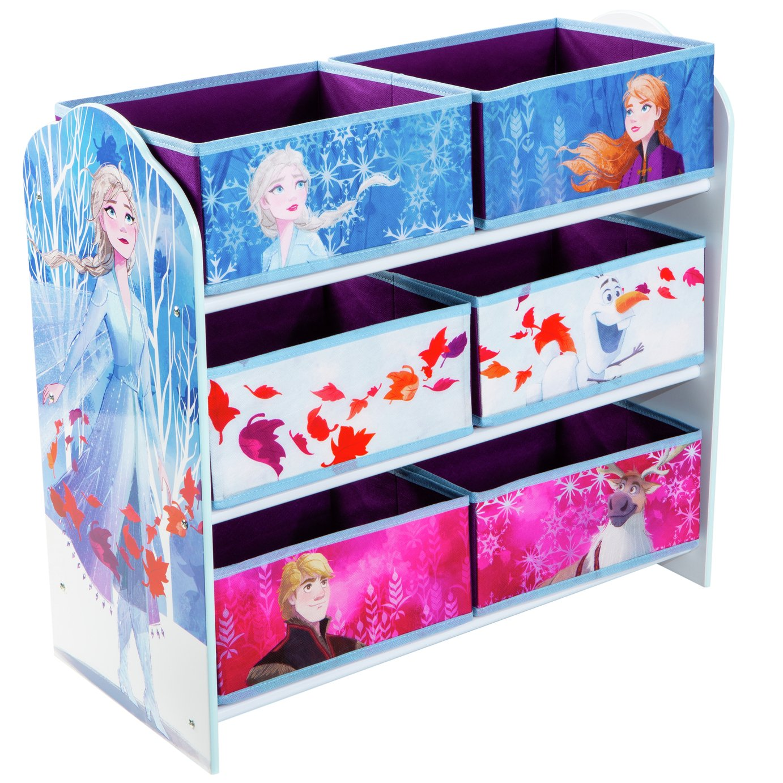 Disney Frozen 2 Toy Storage Unit
