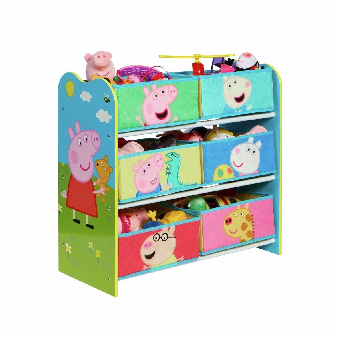 Peppa Pig Multi-Storage Unit