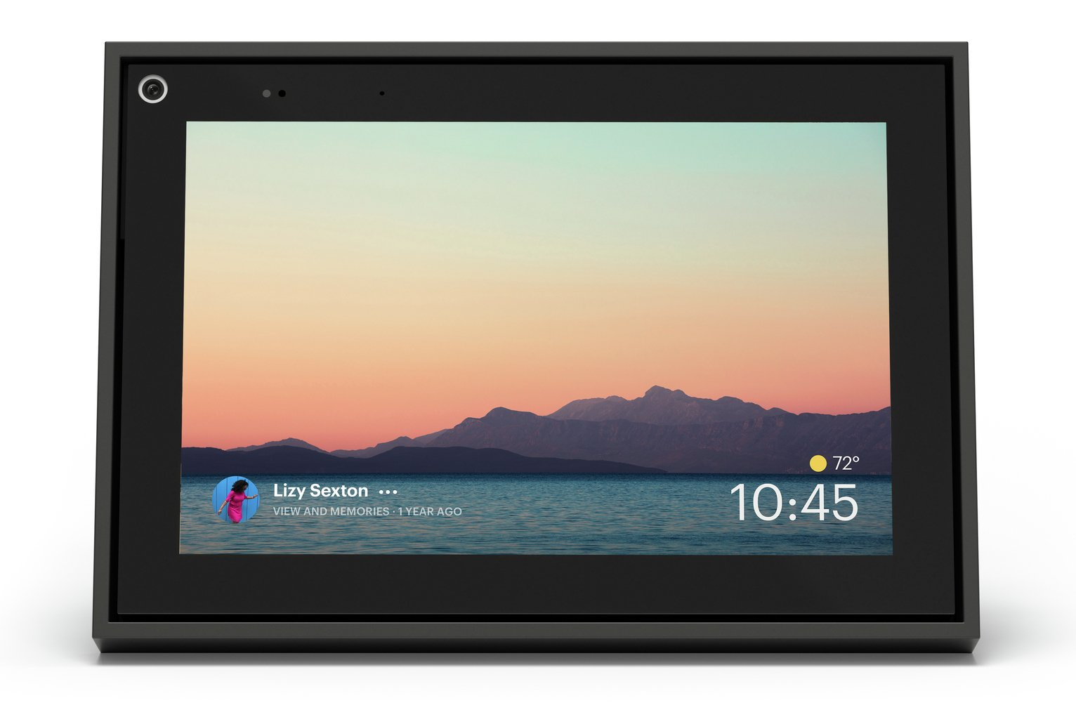Portal Mini with 8 Inch Display- Black – Pre- order