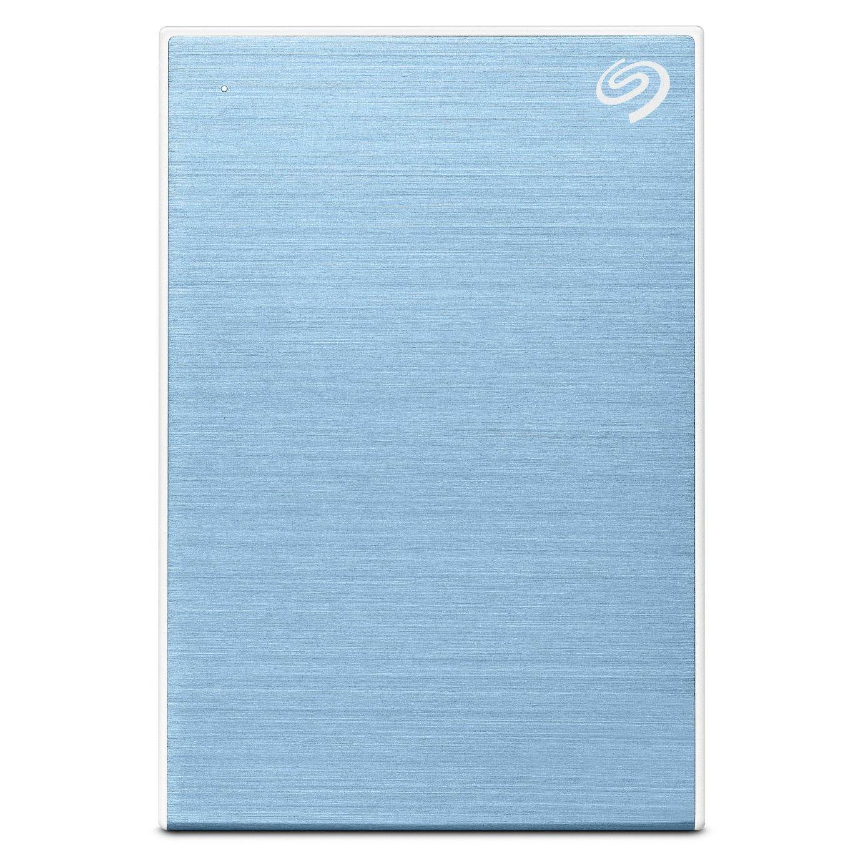 Seagate Backup Plus 1TB Portable Hard Drive - Blue