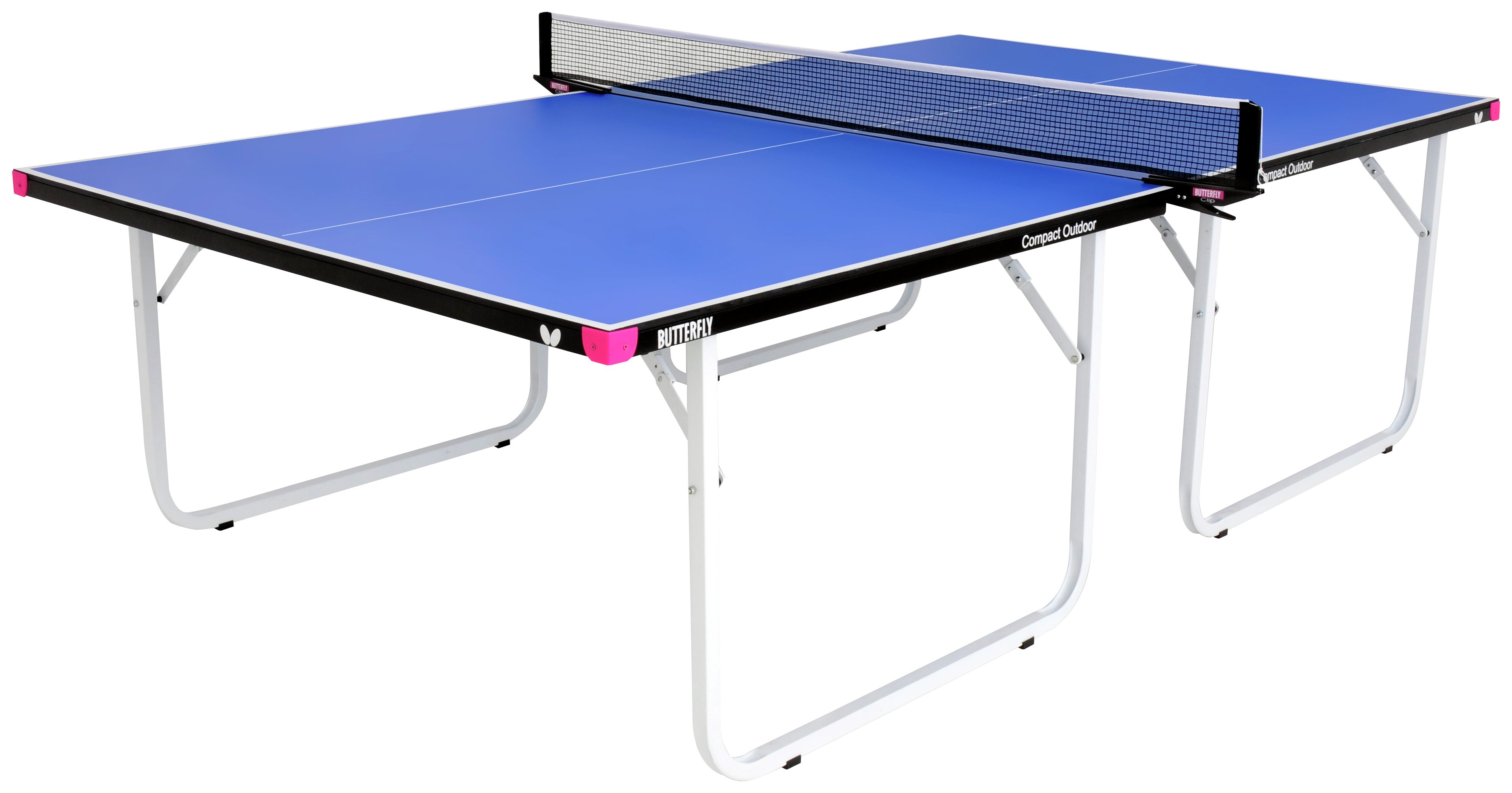 Image of Butterfly - Compact Outdoor Table Tennis Table