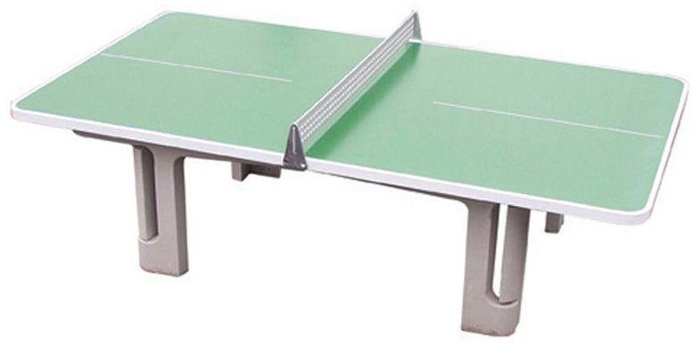 Image of Butterfly B2000 Standard Concrete Table Tennis Table- Green.