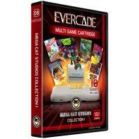 Blaze Evercade Cartridge 08: Mega Cat Collection 1 Pre-Order