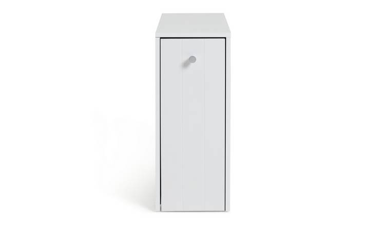 Argos Home Toilet Roll Storage Unit - White