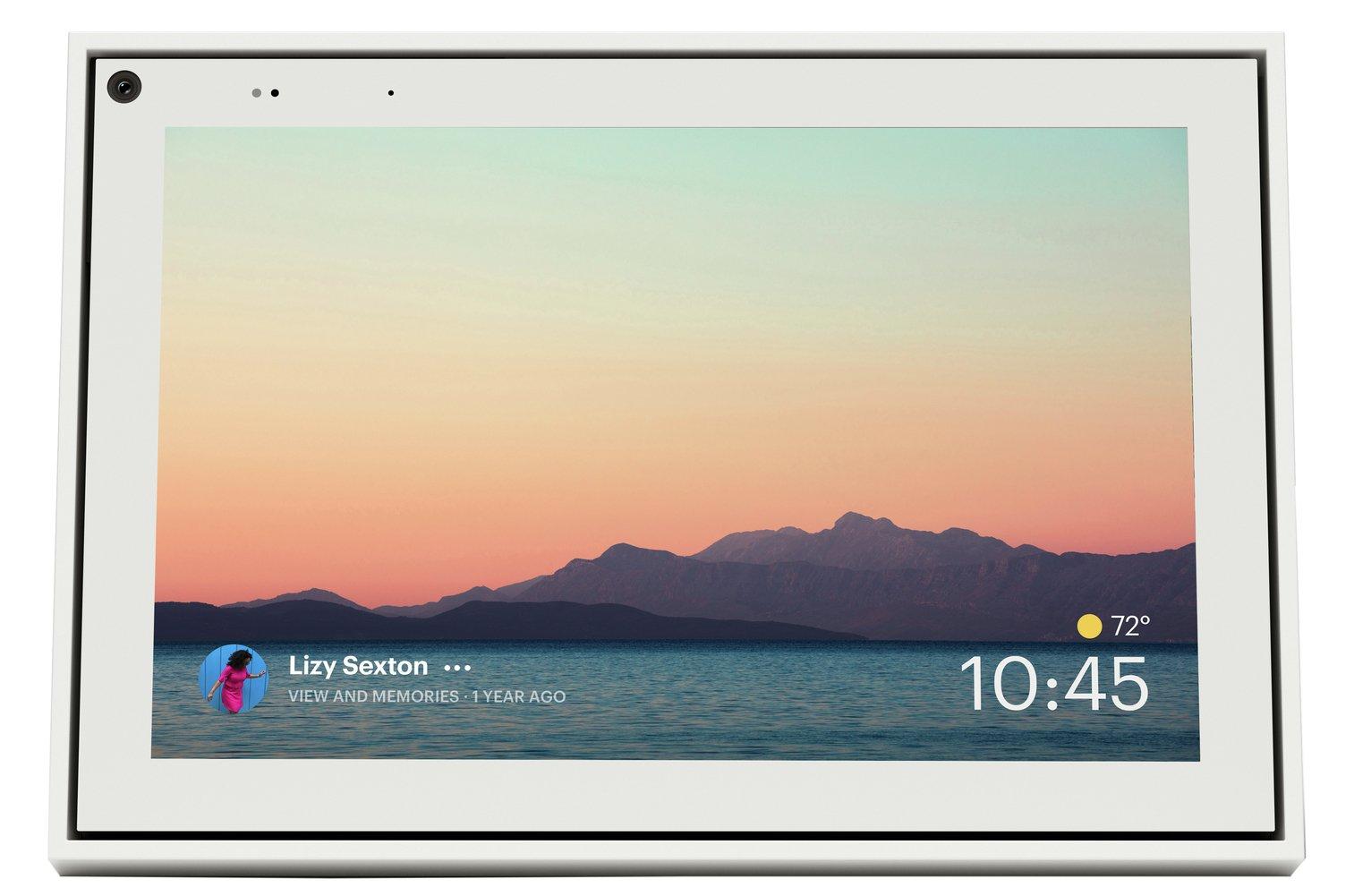 Facebook Portal Smart Video Calling - White