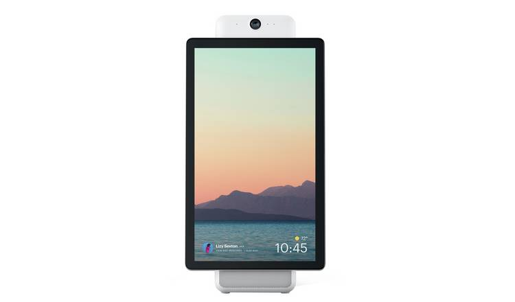 Portal Plus from Facebook with 15.6 Inch Display - White