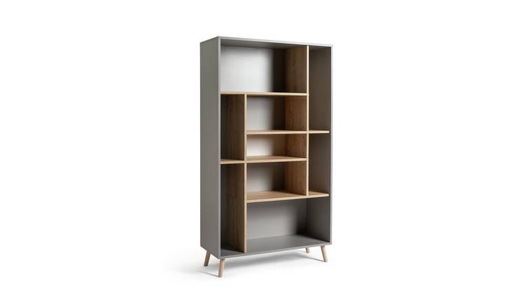 Habitat Skandi Storage Unit - Grey Two Tone