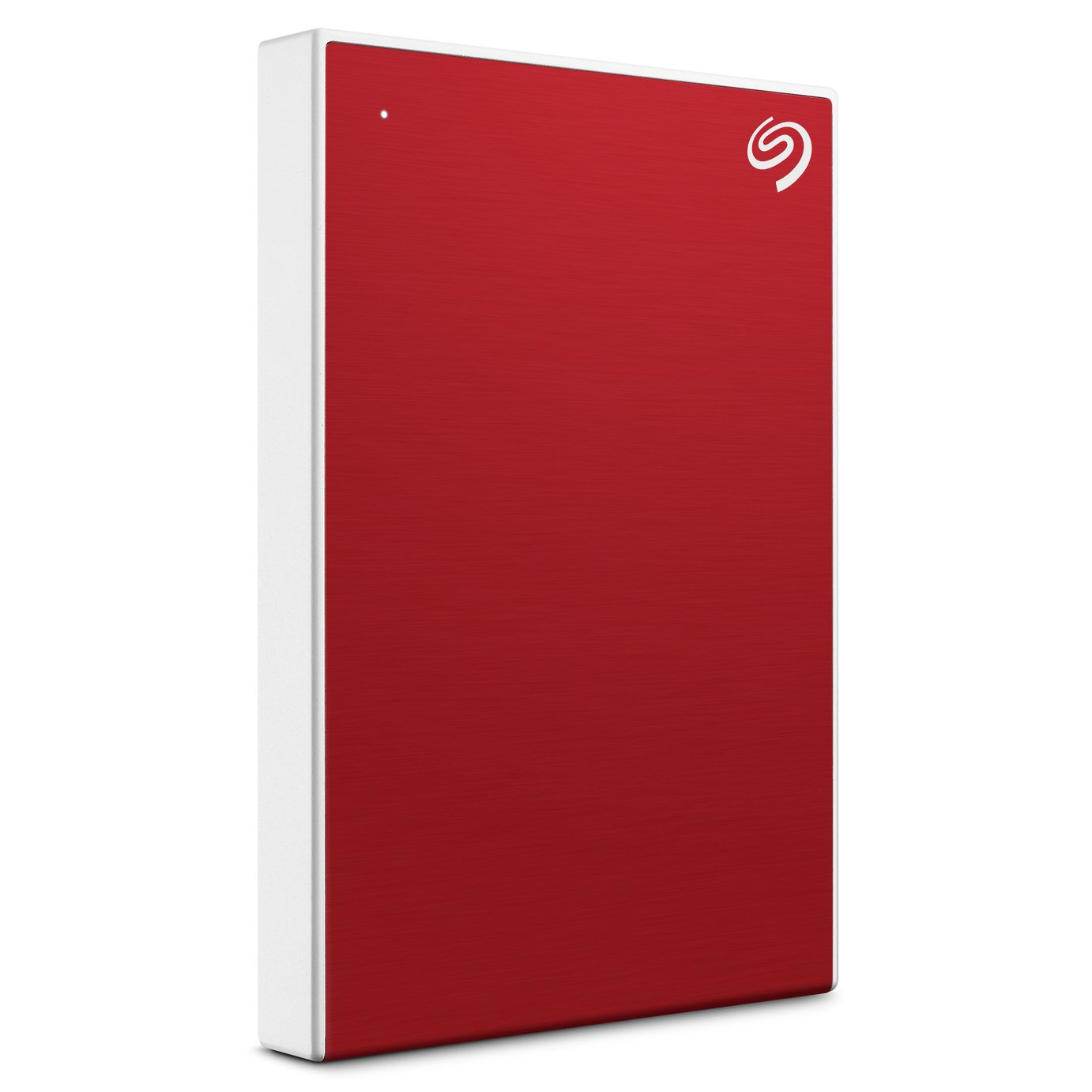 Seagate Backup Plus 1TB Portable Hard Drive - Red