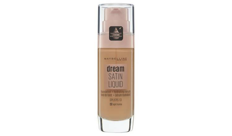 Maybelline Dream Liquid Foundation Light Honey 45 - 30ml