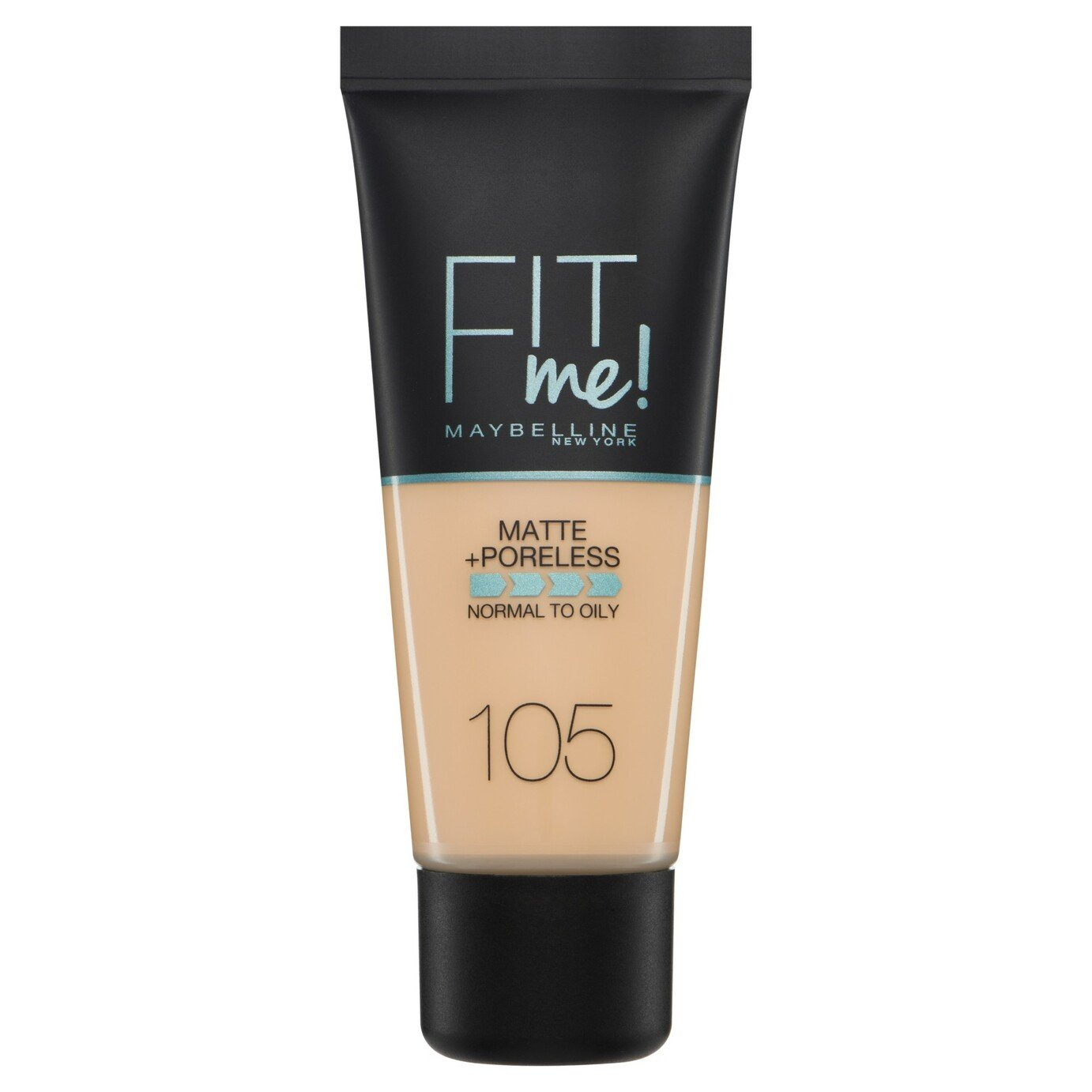 Maybelline Fit Me Foundation Natural Ivory 105 - 30ml