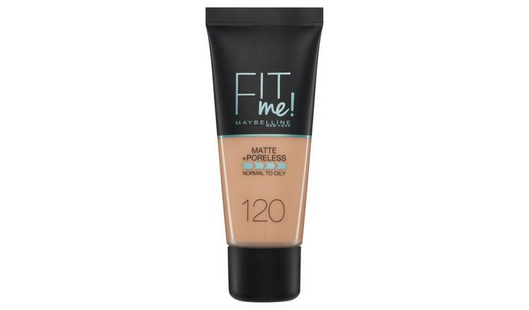 Maybelline Fit Me Foundation Classic Ivory 120 - 30ml