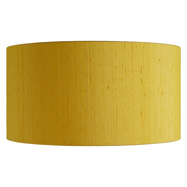 Habitat Drum Silk Shade - Yellow