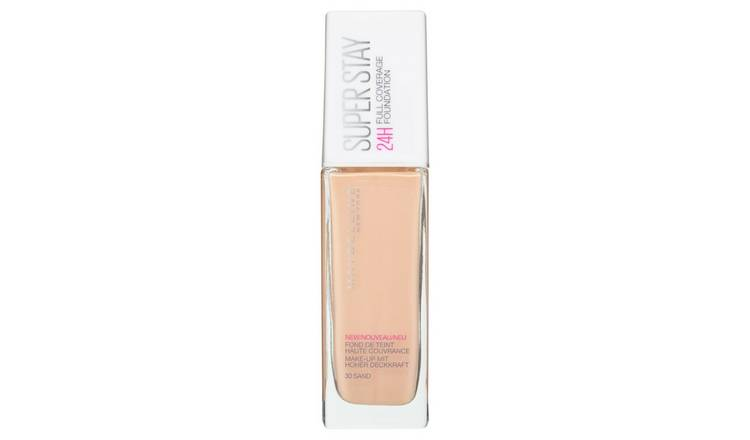 Maybelline SuperStay Foundation - Sand