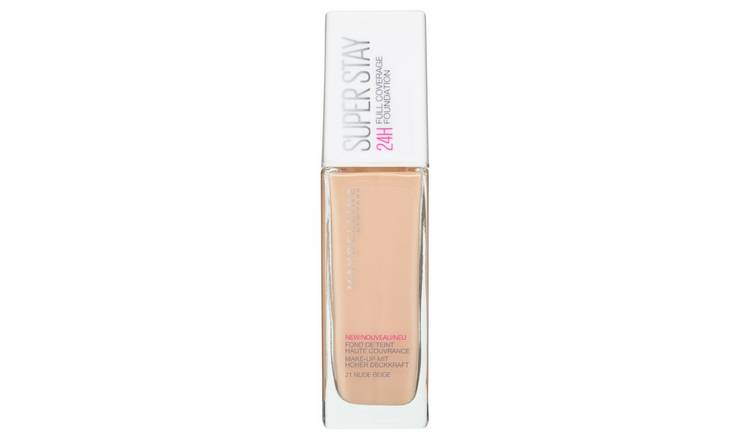 Maybelline SuperStay Foundation - Nude Beige
