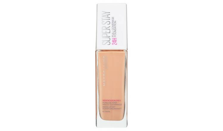 Maybelline SuperStay Foundation - Fawn