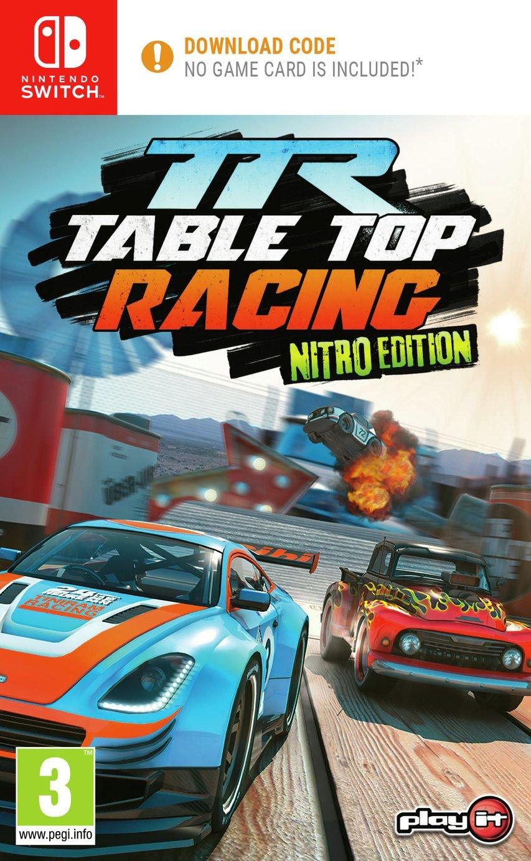 Table Top Racing World Tour Nitro Edn Nintendo Switch Game