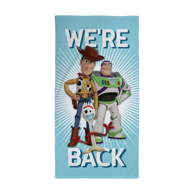 Disney Toy Story 4 We're Back Towel