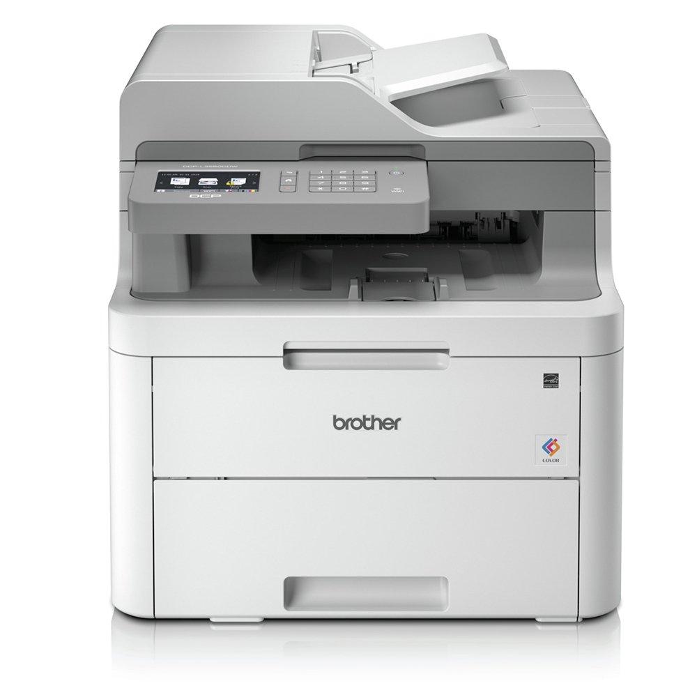 Brother DCPL3550CDW Wireless Colour Laser Printer