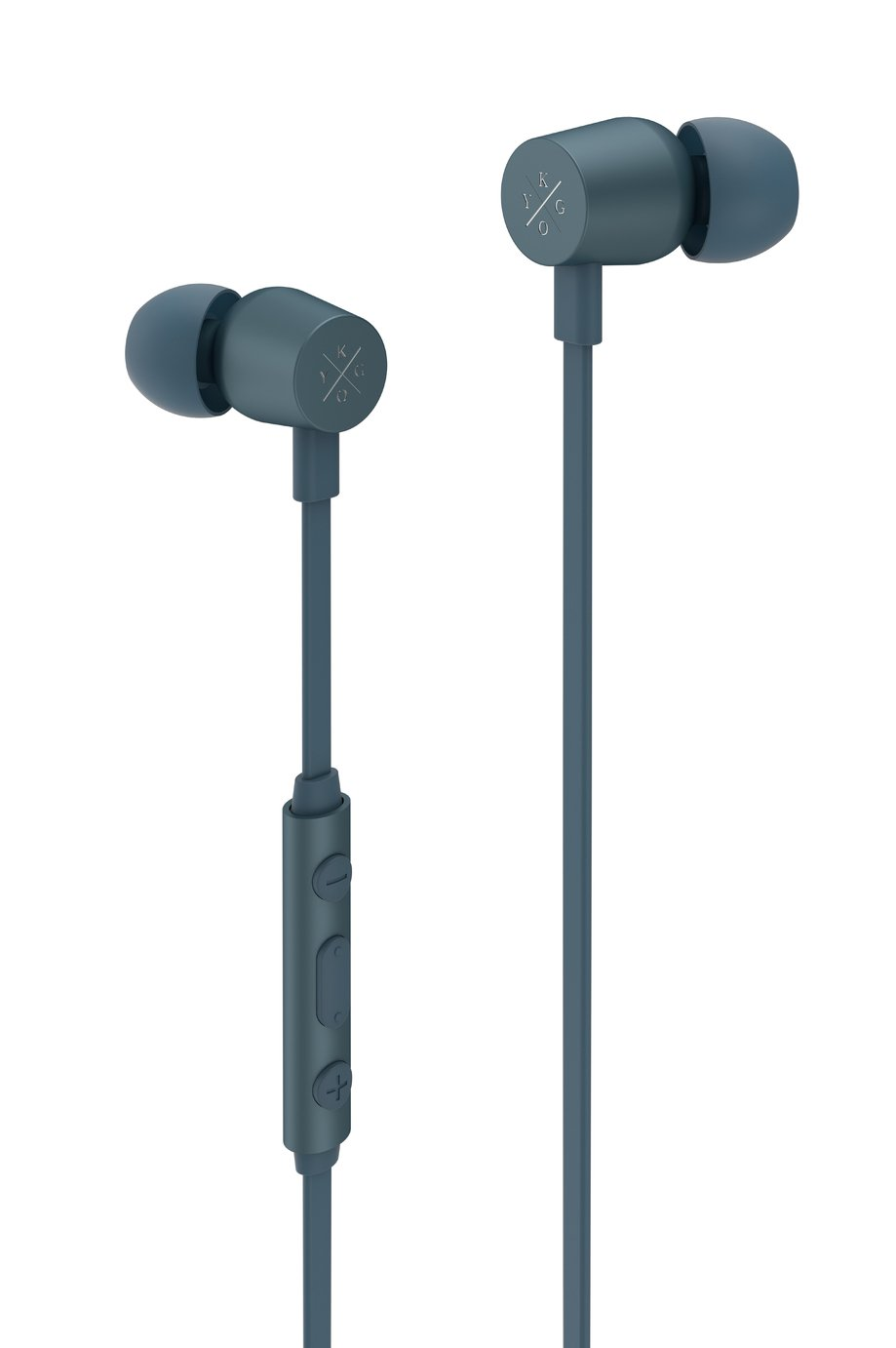 Kygo E2/400 In-Ear Wired Headphones - Teal