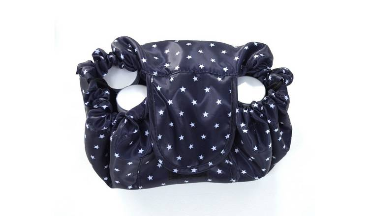 Maven Drawstring Star Make-Up Bag