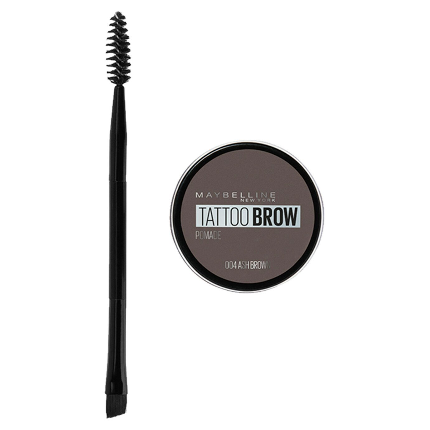 Maybelline Tattoo Brow Pomade - 04 Ash Brown