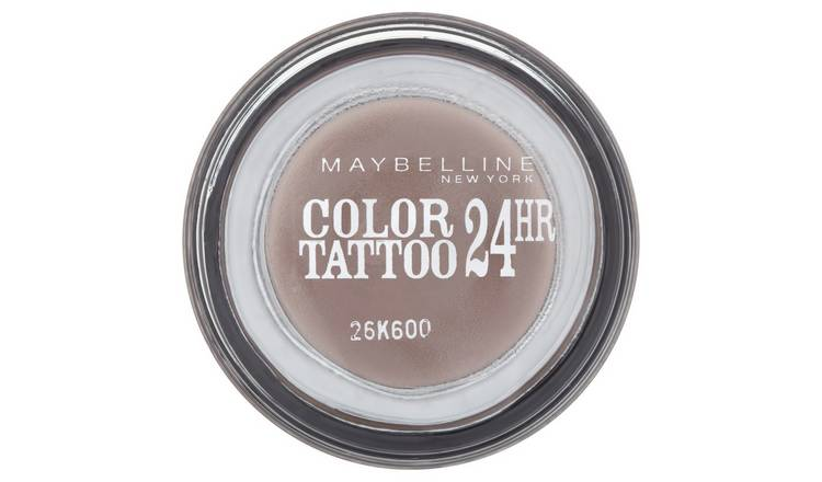 Maybellline Color Tattoo24hr Eyeshadow Permanent - 40 Taupe