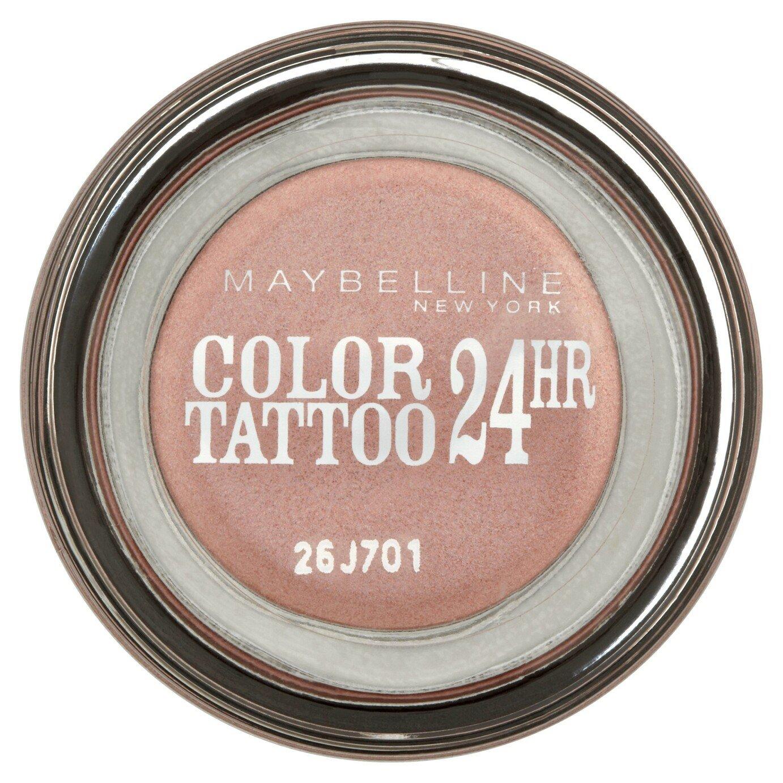 Maybelline Color Tattoo Gel-Cream Eyeshadow - Pink Gold 65
