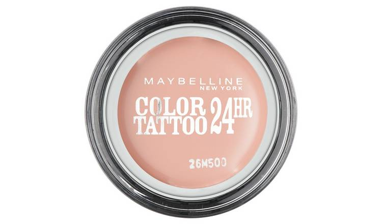 Maybelline Color Tattoo 24 hr Eyeshadow - 91 Creme De Rose