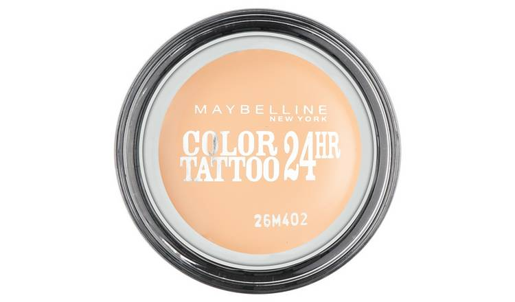 Maybelline Color Tattoo 24hr Eyeshadow - Creme De Nude 93