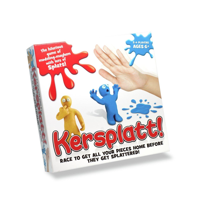 Kersplatt! Game