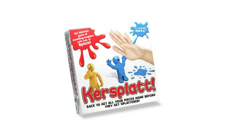 Kersplatt! Game